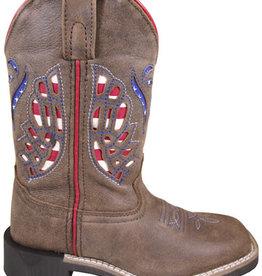 Smoky Mt Children's Vanguard Western Boot
