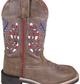 Smoky Mt Youth Vanguard Western Boots