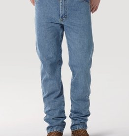 Wrangler Men's Wrangler George Strait Cowboy Cut Original Fit Jeans - Stone Wash