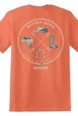 Stirrups Children's Stirrups T-Shirt - Western Sports