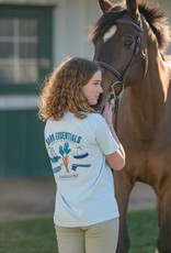 """Stirrups Children's Stirrups T-Shirt - """"Barn Essentials"""""""