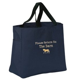 Stirrups Tote Bag -