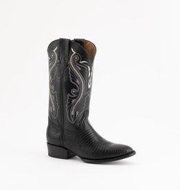 Ferrini Men's Ferrini Black Taylor Teju Lizard Western Boots