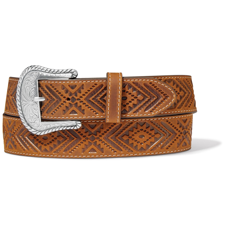 Justin Belts Adult - Sequoia Belt Brown