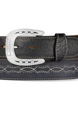 Tony Lama Belts Adult - Maverick Belt Black