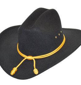WEX Cattleman Faux Felt w/ Cavalry Band  - L/XL