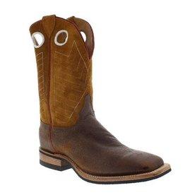 Justin Western Men's Justin Bent Rail Whiskey Boots - 9.5 EE - Reg. $209.95 @ 35% OFF!