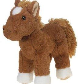 "GT Reid 10.5"" Stuffed Standing Horse"