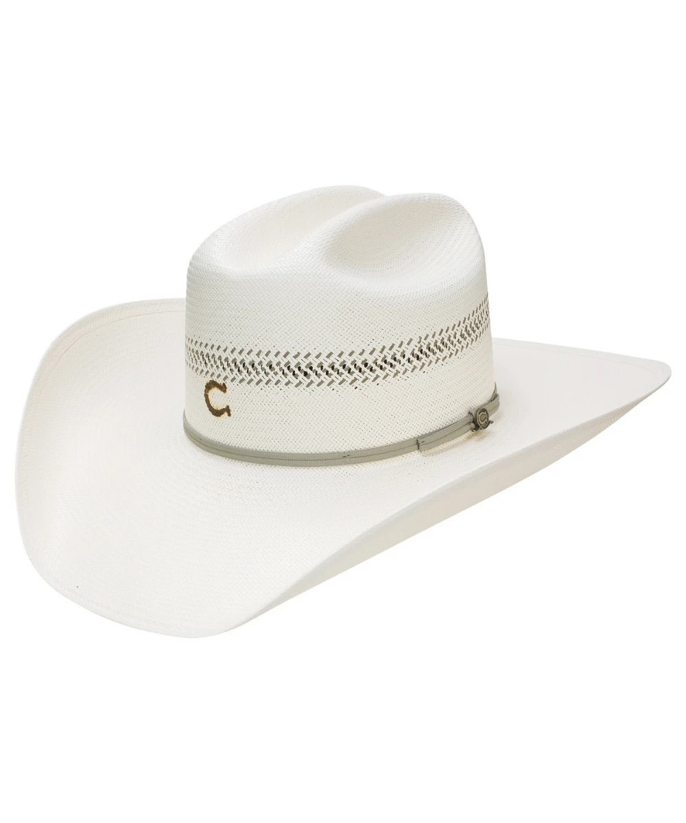 Charlie 1 Charlie 1 Horse Ransom 10X Straw Hat