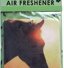 AWST Hayseed Air Fresheners - Bay Horse Design