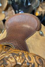 """Circle L Circle L Reiner Saddle, 15.5"""" Seat/Wide Bar"""