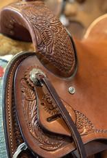 "Circle L 16"" FQHB Circle L Roping Saddle"