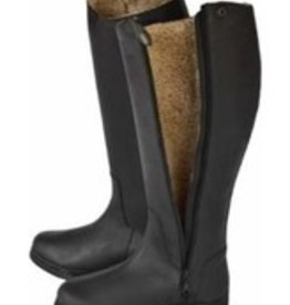Women's Treadstone Vale Leather Winter Black Boots, Fully Lined - Reg $199.95 @ 55% OFF!