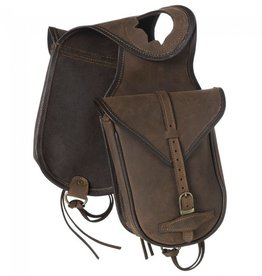 Tough-1 Soft Leather Horn Bag