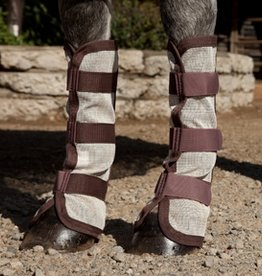 Kensington Protective Fly Boots (Pair) - Grey