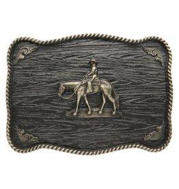 Belt Buckle - Iconic Classic Pleasure Rider