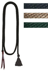 """Double Diamond Braided Poly Lead 5/8"""" with Popper. U.S.A. Made 12'"""