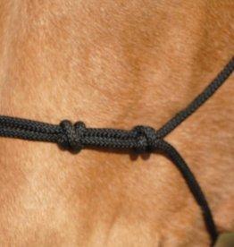 Double Diamond 4mm #110 Double Diamond Rope Halter, 4 Knots