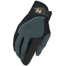 Heritage Heritage Competition Gloves - Dark Grey/Black