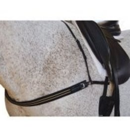 Tough-1 Breast Collar - Padded Polo, Horse Size