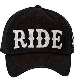 """AWST Ball Cap - """"RIDE"""""""