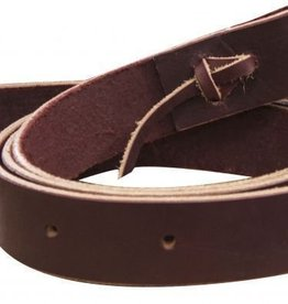"Circle L Latigo Leather Tie Strap - 1 3/4""x5'"