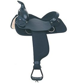 "Fabtron Fabtron Brand  -Trail Roper Flex Tree Saddle - 16"" Seat"