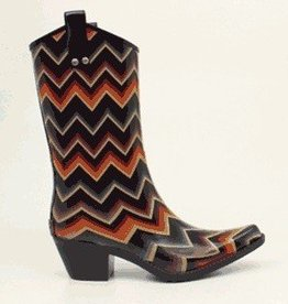 M & F Women's Western Snip Toe Rain or Mud Boot (Reg $34.95 NOW $15 OFF!)