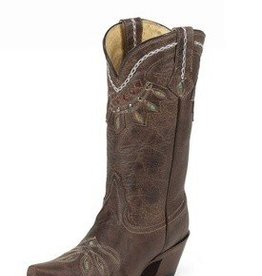 Tony Lama Women's Tony Lama Chocolate Rancho Boots (Reg. $239.95 NOW 25% OFF)