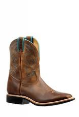 Boulet Western Women's Boulet Short Brown Western Boot (Reg $229.95 now 25% OFF!)