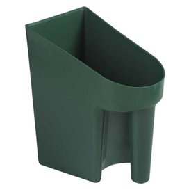 Heavy Duty Feed Scoop, Royal Blue - 2 Qt