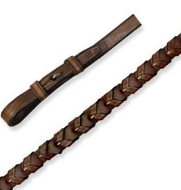 Smith Worthington Reins - McBride Laced - 5/8""