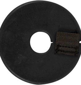 Cashel Bit Guard w/Velcro - Black