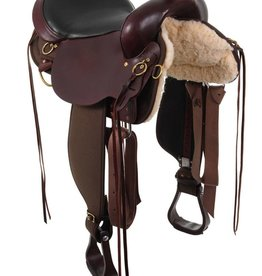Circle Y Circle Y High Horse - Eldorado Cordura Trail Saddle