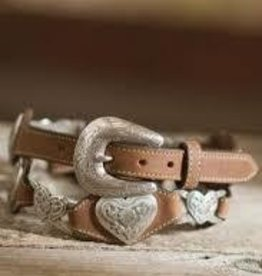 Adult - Linked Hearts Aged Bark