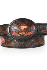 Tony Lama Belts Adult - American Heritage Silver Creek Belt