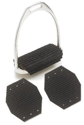 Super Comfort Stirrup Pads - Black