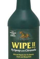 Farnam Wipe II Citronella Fly Spray - Quart