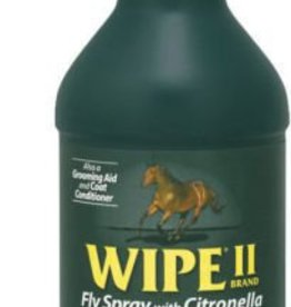 Farnam Wipe II Citronella Fly Spray - Quart