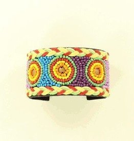 Bracelet - Beaded Cuff