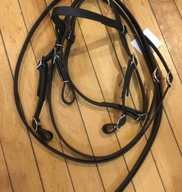 Circle L Biothane Pony Bridle