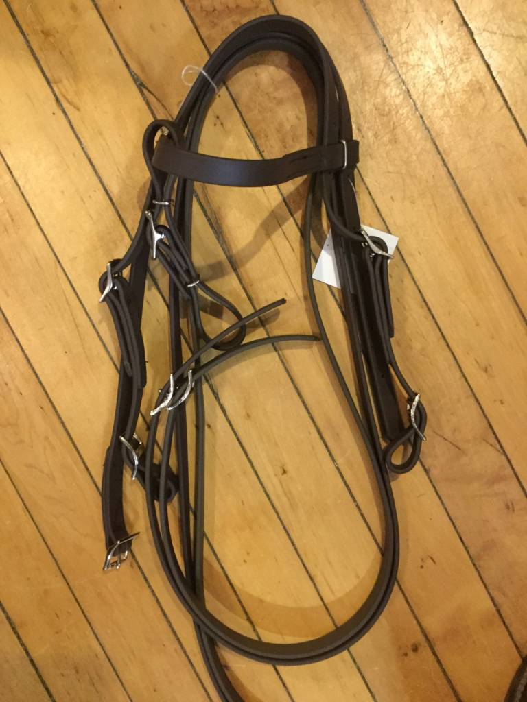 Circle L Biothane Pony Bridle