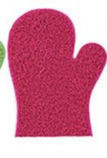 Tail Tamer Wash Mitt - Various Assorted Vibrant Colors
