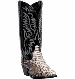 Laredo Men's Laredo Key West Python Snake Western Boot