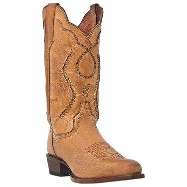 Dan Post Men's Dan Post Palomino Leather Albany Boots - Reg. $238.95 NOW 20% OFF