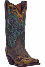Dan Post Women's Dan Post Vintage Bluebird Western Boot