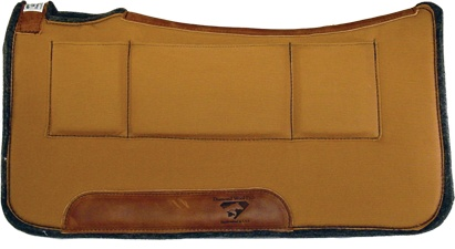 Diamond Wool Contoured & Shimmed Relief Pad