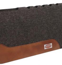 """Showman Showman® 100% Mohair Wool Pad - 32"""" x 31"""""""