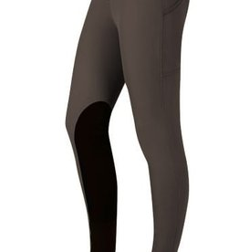 Kerrits Women's Kerrits All Terrain Pocket Kneepatch Breech, Dark Bay - Reg $109 now $89!