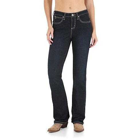 Wrangler Women's Wrangler Aura Instantly Slimming Jeans - BT Wash
